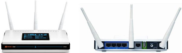 D-Link DIR-855 Router Blasts Wireless N Over Dual Channels
