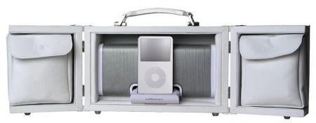iPod Trunk from Pinel & Pinel Probably the Most Gorgeous Around