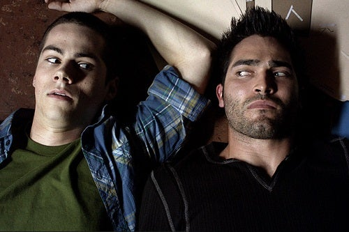 "Teen Wolf's ""bromance triangle"" will heat up in season three"