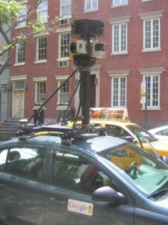 Judgement Day: The Fast and Spurious Google Street View Car Finally Arrives In New York