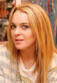 News At 10: Lindsay Lohan Following In Anna Nicole's Footsteps