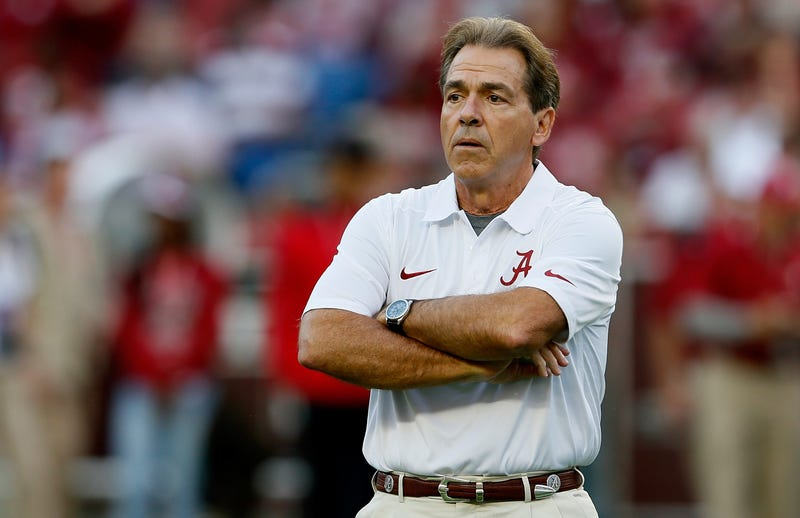 Nick Saban's Agent Sure Seems To Be Shopping Him To Texas