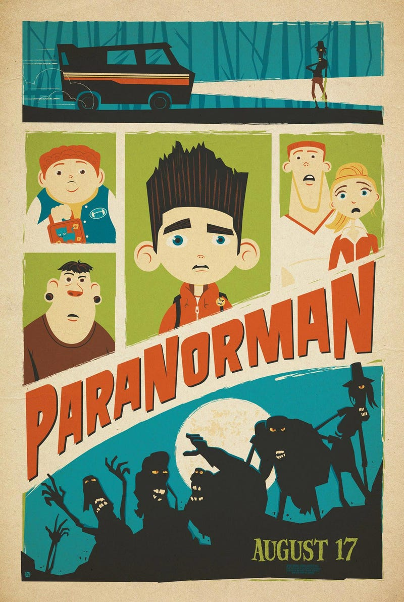 ParaNorman is a perfect date movie for former high school outcasts