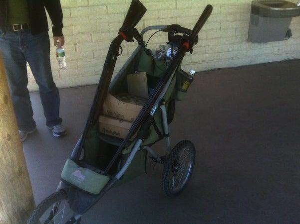 Baby Stroller: Carpocalypse Edition