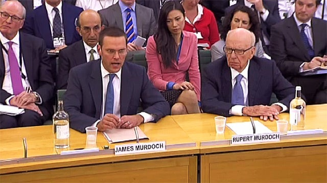 Rupert Murdoch Has Left the Building