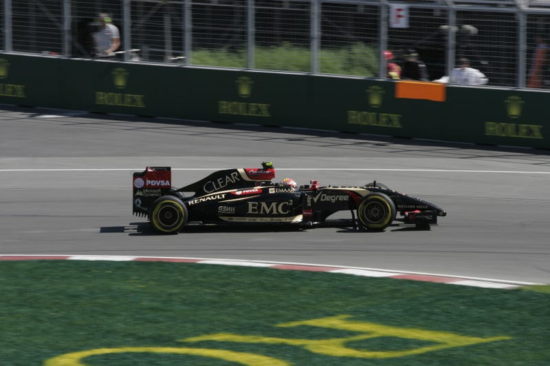 F1 2014 Qualifications Photodump