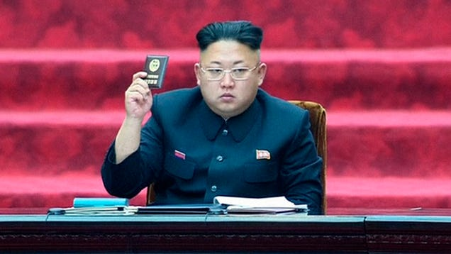 """North Korea: James Franco and Seth Rogen's New Movie an """"Act of War"""""""