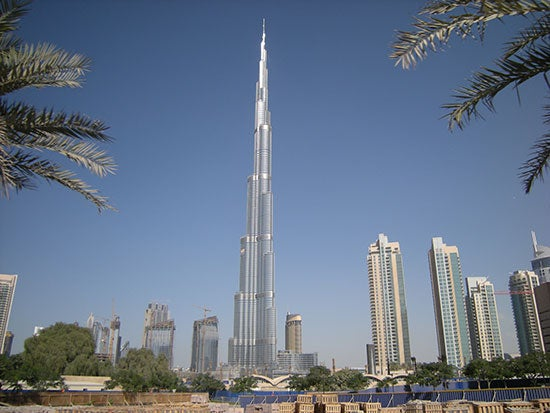 World's Tallest Building Burj Khalifa Gets Shut Down