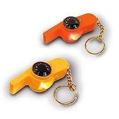 The Ultimate Keychain/Rape Whistle