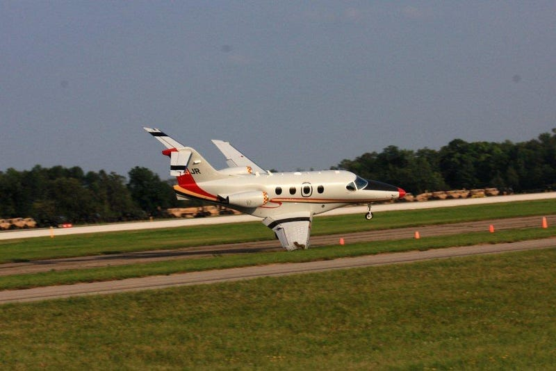 New Photos Of Jack Roush's Scary Plane Crash As It Happened