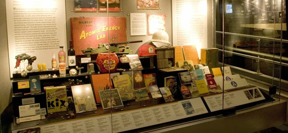 Welcome to the Smithsonian​'s Atomic Weapons Museum