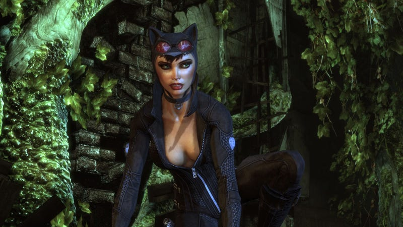NVIDIA Shows Off a PC Batman: Arkham City Well Worth Waiting For