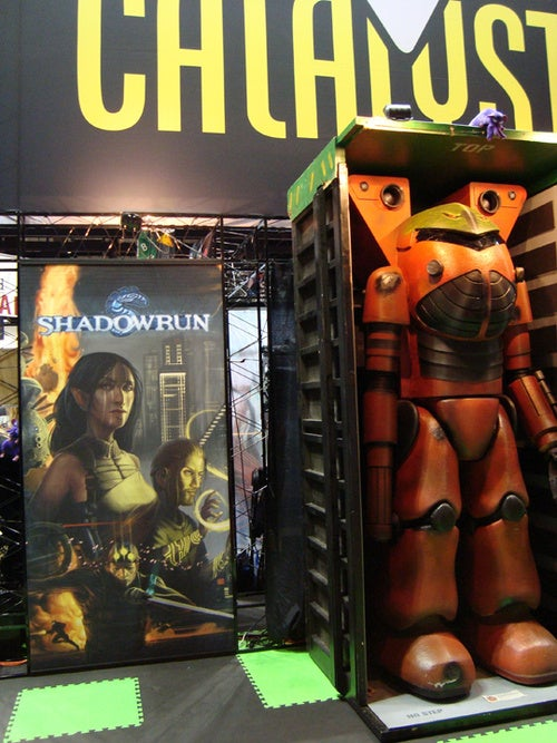 GenCon in photos: Gamers, cosplayers, miniatures, dice and more dice