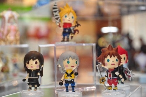 So Many Square Enix Toys, So Little Time