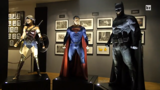 A Closer Look at <em>Batman v. Superman</em>'s Big Three Superhero Costumes