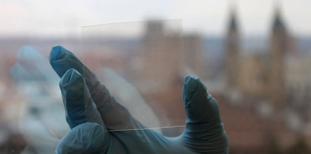 Scientists Made an Unbreakable Smartphone Screen From Clear Electrodes