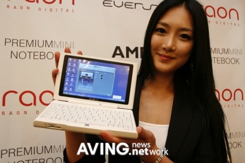 Everun Note UMPC is First to Pack Dual-Core Processor, Says Raon Digital
