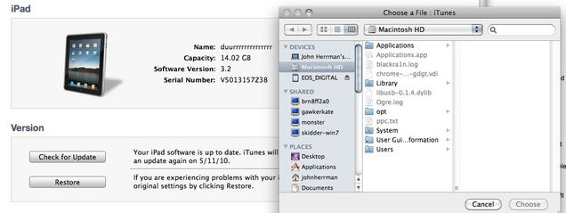How To: Jailbreak Any iPhone, iPod Touch or iPad