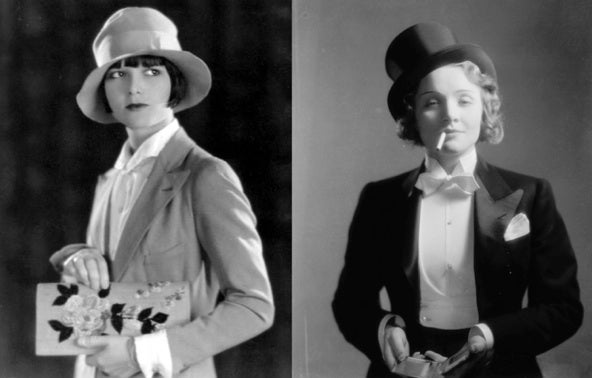 A Taste of Girl-on-Girl Culture From 1931