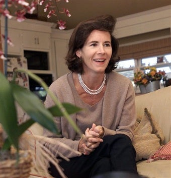 Jenny Sanford Pushes Conservative Women To Run For Office