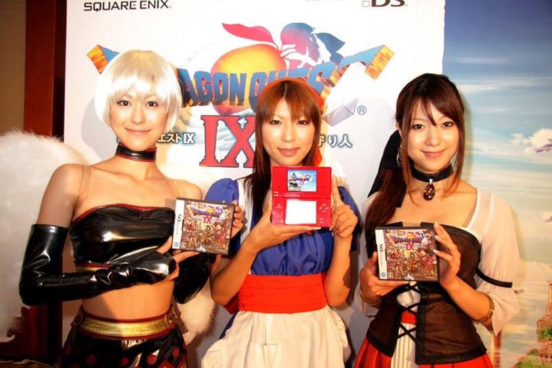 Dragon Quest IX's One Save Data Slot Explained!
