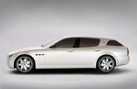 Maserati Cinqueporte Proves That Five Doors Are Better Than Four