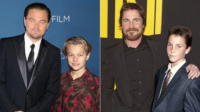 Hilarious photos make Oscar nominees pose with their younger selves