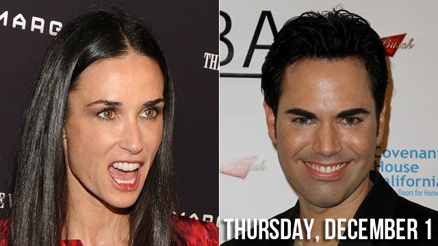 They Want Us To Believe This Guy Is Demi Moore's New Boyfriend