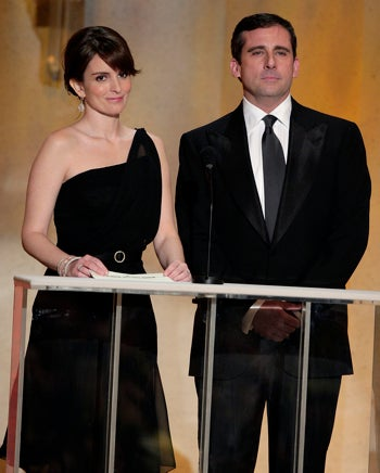 Steve Carell and Tina Fey Love Starring in Films Together