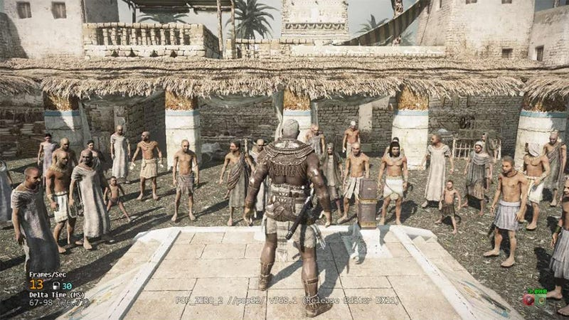 First Look at a Brand New Prince of Persia Reboot?