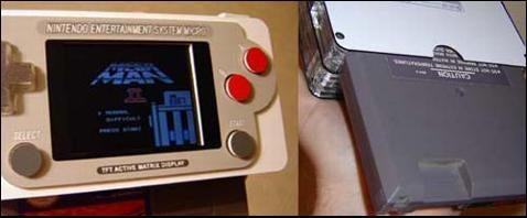The NES Micro