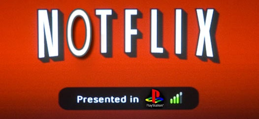 Sony Has No Plans to Put Netflix on PS3