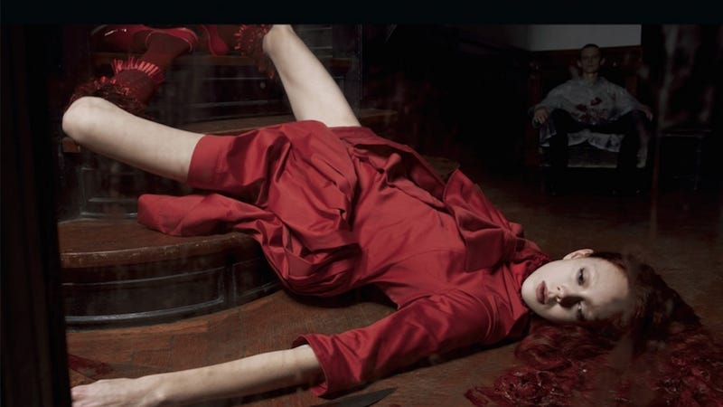 Vogue Italia Trivializes Domestic Violence With Glam Fashion Shoot