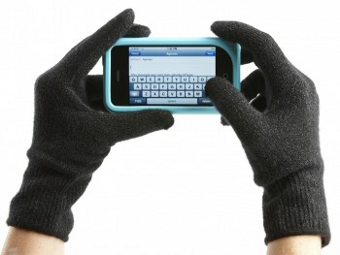 Touchscreen-Friendly Agloves Keep Your Phone-Wielding Hands in Warmth