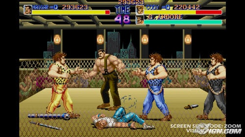 Capcom Side-Scrollers Coming To Xbox Live, PSN