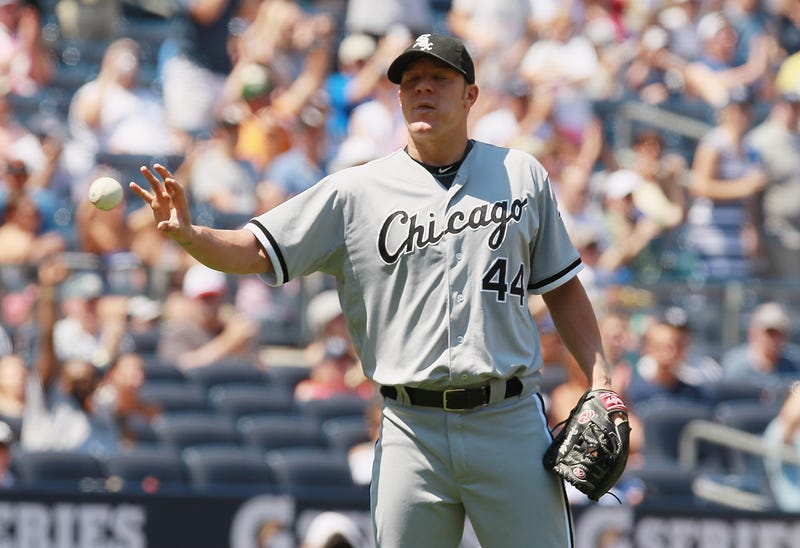 White Sox Bribing Fans To Vote Jake Peavy To The All-Star Team