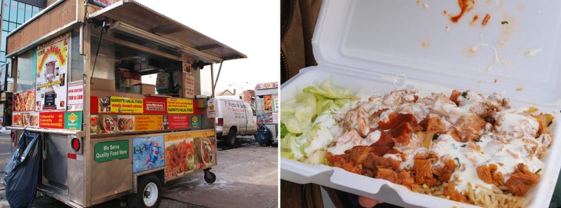 The Best Halal Cart In NYC