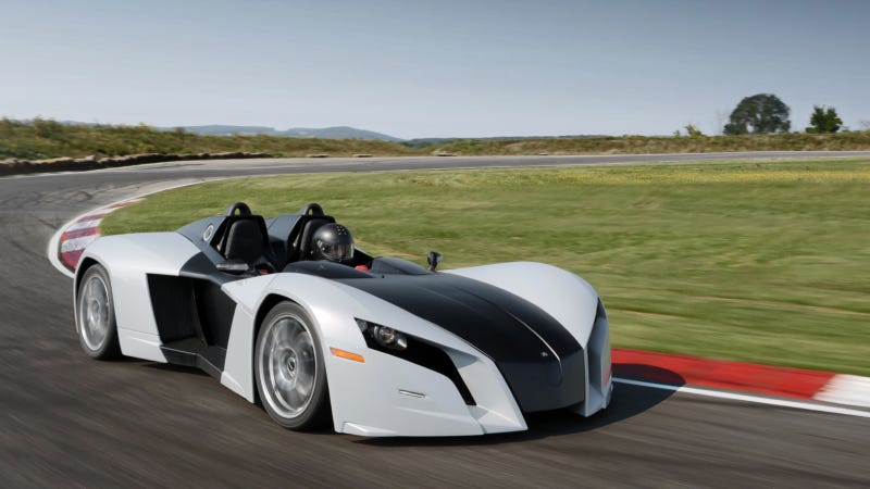 The Magnum MK5 Is The Canadian Track Car You've Always Wanted