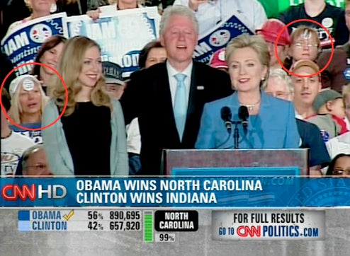 Suicide Cult Phase Reached By Clinton Campaign