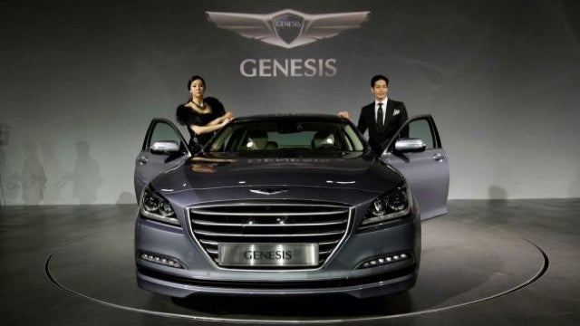 2015 Hyundai Genesis: This Is It In Real Life