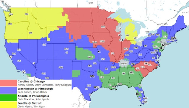 When In The Course Of Human Events You Get Stuck With A St. Louis Rams Game: Your NFL Early Games Viewing Guide