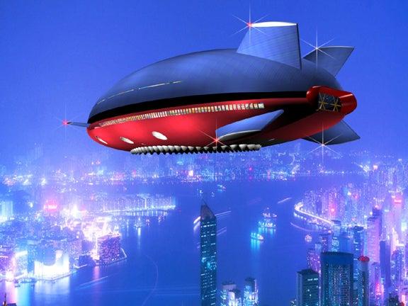 Aeroscraft ML866 Flying Yacht