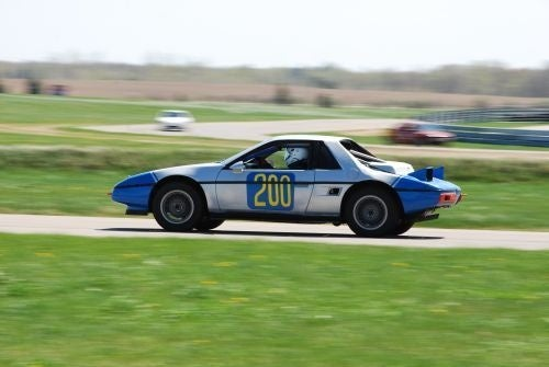 Never Give Up: One-Cylinder Fiero, One-Speed Thunderbird!