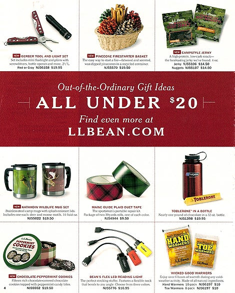 Attention Shoppers: It's Not Too Late For L.L. Bean