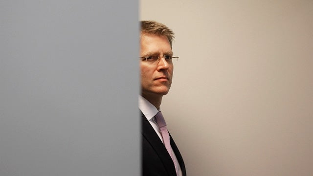 Jay Carney Is America's Blandest Human