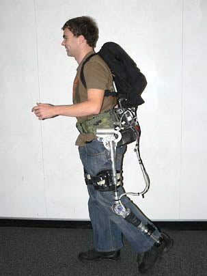 MIT's Exoskeleton is not Just for Lazy Buggers
