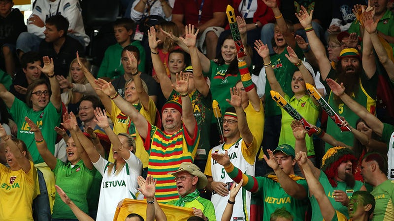 Olympics Fans Close to Winning Gold Medal in Racism