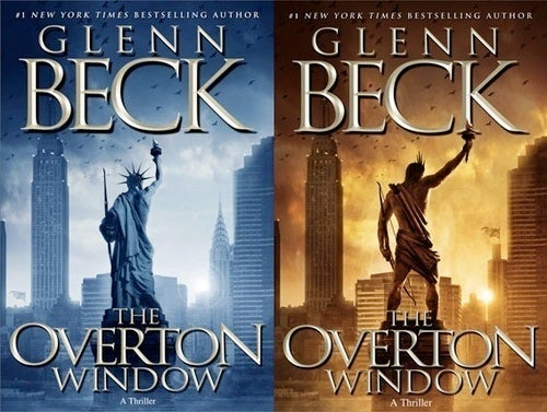 Glenn Beck's New Novel Is About How Lady Liberty Is a Transvestite, or Something