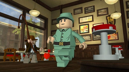 Give Yourself A LEGO Indiana Jones 2 Demo For Christmas
