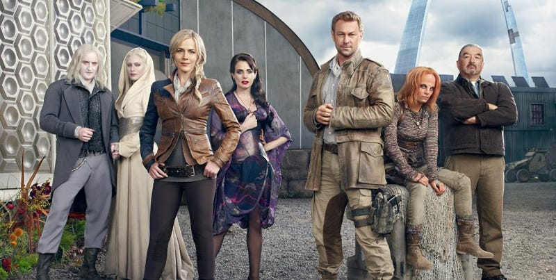 In Case You Missed It, Here's Every Race You Should Know on Defiance